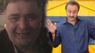 Emotional Rishi Kapoor CRIES After Watching Ranbir Kapoor's Performance In 'Sanju' Trailer