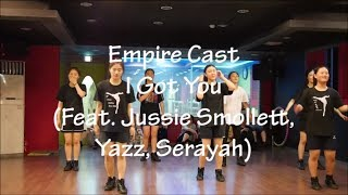 Empire Cast - I Got You(Feat. Jussie Smollett, Yazz, Serayah) Choreography by WonHye Kim