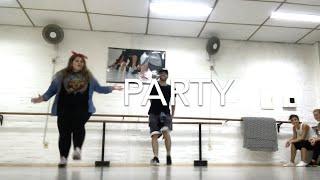 Jose Moreira Ft Jose Ramirez - Party