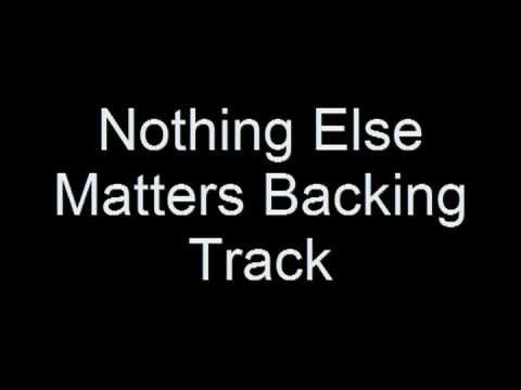 Metallica Nothing Else Matters Backing Track Chords Chordify