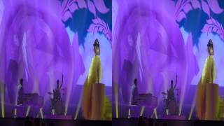 Switzerland Eurovision 2017 in 3D - Apollo (Semi Final 2 Dress Rehearsal, Live) - Timebelle