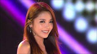 【TVPP】Hong Jin Young - My Love, 홍진영 - 내 사랑 @ MBC Gyeongin Branch Celebrations Live
