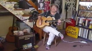 Oasis - Digsy's Diner - Acoustic Cover - Danny McEvoy