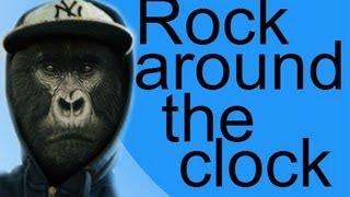Rock Around the Clock - Bill Haley & His Comets (Lyrics)