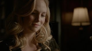 The Vampire Diaries: 8x16 - End Ending: Klaus' letter to Caroline, Bonnie leaves the town [HD]