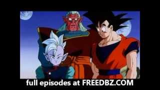 Gohan Gets Pissed at Old Kai and Powers Up!