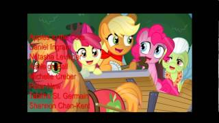 Apples to the Core (Filly Version)