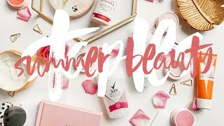 Summer Beauty Staples // KATE LA VIE #ad