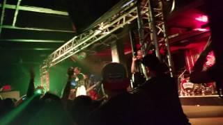 Upon A Burning Body - Already Broken live 04/17 San Antonio TX Bonds 007