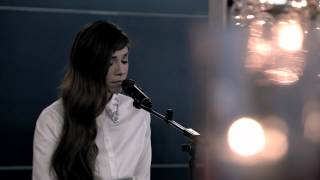 Christina Perri - Human (Live @Go' Morgen DK)