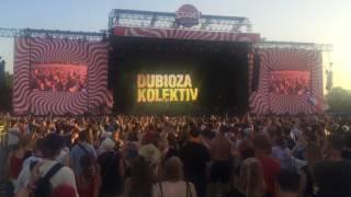 Dubioza kolektiv - No Escape @Sziget Festival, Hungary 2017.08.09.