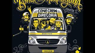 Cone Crew Diretoria - To de Volta no Twist ( Bonde da Madrugada Parte 1 )
