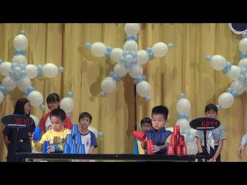 107社博會疊杯 - YouTube