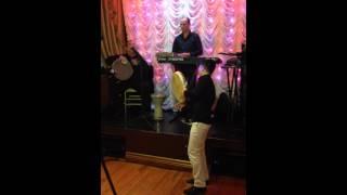 Yasha Barayev and Yuval Barayev solo doira