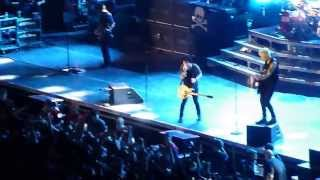 Green Day - Stray heart live Bologna 06/06/2013