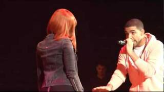 Drake & Nicki Minaj at Hot 93.7 Hot Jam 9 (Drake Responds to Lil Kim)