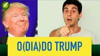 O(dia)do Trump - Fabio Brazza