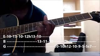 Jaamu Rathiri Jaabilamma -Kshana Kshanam | Guitar Tabs
