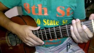 Maluma - Addicted. Como tocar en guitarra. How to play on guitar.
