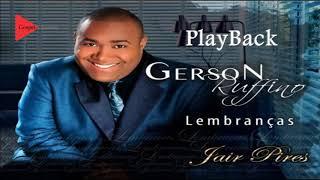 13. O Homem Sem Deus Playback CD Lembranças Jair Pires