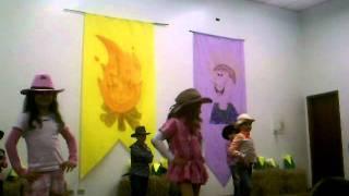 Dança Elana Country