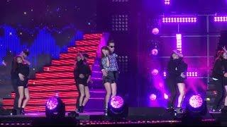 【TVPP Cam】 Baek JiYoung-My Ear's Candy feat. Chansung(2PM), 백지영-내 귀에 캔디 feat. 찬성 @ 2015 DMC Festival