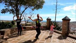 Zumba Choreography* Subeme la radio -  Enrique Iglesias - By Espi Gómez.