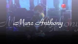 Daniel Jo - Marc Anthony   Intro Viña del Mar 2012