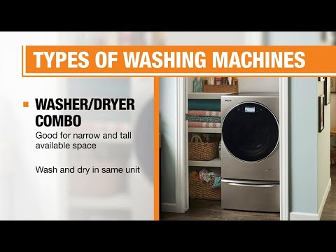 Best Washing Machines for Your Laundry Room