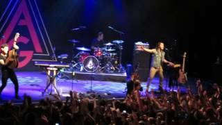 """Andy Grammer """"Co-Pilot"""" (Live) @ The Fillmore"""