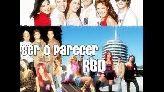 RBD - Ser O Parecer ( Letra )