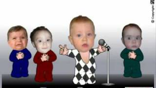 Baby Queen - come on, sing along !!!   :-)