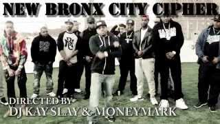 Dj Kay Slay  New Bronx City Cipher
