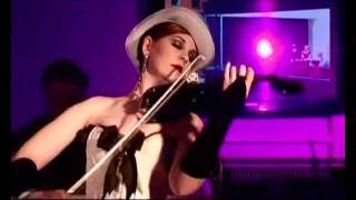 Barber, Adagio for Strings live Electric Violin Show by Elysha Fields
