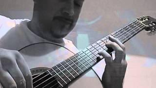 Opus 20 - Dustin O'Halloran - guitar cover