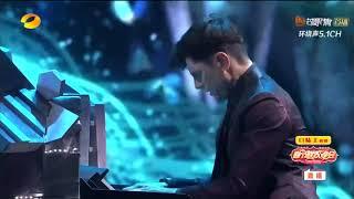 Maksim Mrvica performing Bumblebee on Hunan TV Spring Festival Gala