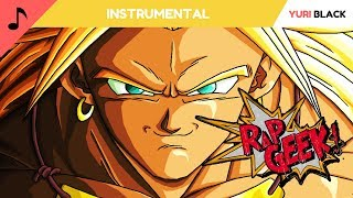 Instrumental - Rap do Broly: Lendário Super Sayajin (Dragon Ball Z) | Yuri Black