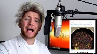 GORDON RAMSAY IS A SAVAGE #2 | SCHEIFFER BATES