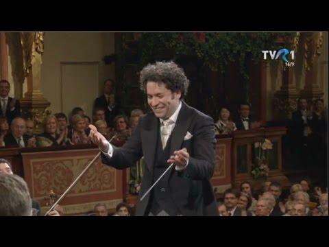 Orchestra Filarmonică din Viena condusă de Gustavo Dudamel - 1001 de nopţi