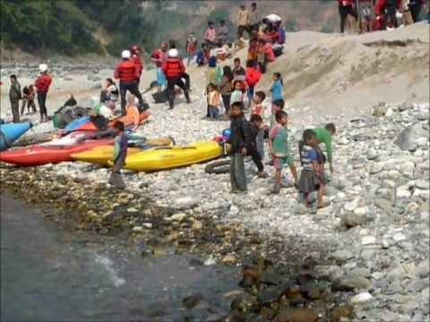 Fun in Nepal