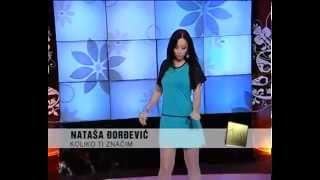 Natasa Djordjevic - Koliko ti znacim - (TV BN)