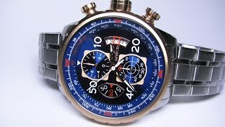 61493be5958 Invicta 16803 Reserve Venom Hybrid Master Calendar Bracelet Watch. By Time  Visions. Published  3 year ago. Invicta 17203 AVIATOR Watch