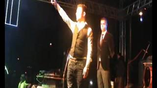 AKINSOFT 16. Yıl Etkinlikleri Cüneyt TEK Nazar Boncuğu Şarkısı