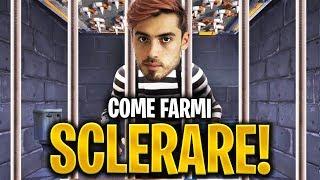 COME FAR SCLERARE POW3R! PERCORSO IMPOSSIBILE IN MODALITA' CREATIVA! | FORTNITE ITA