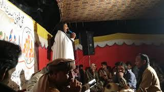 Sarfraz Kamla |  Mulakat Tanhiai main ho un say | pothwari sher | pothwari bait |stage secrtry