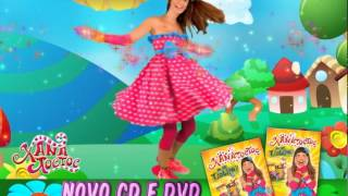 """Novo DVD e CD """"Xana Toc Toc no seu Trolipop"""""""