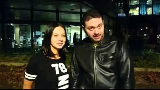 Цветелина Грахич и Борис Солтарийски в Лондон