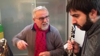 Florian Popa - Compartiendo experiencias