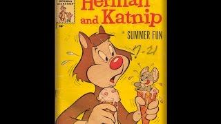 Harvey Hits 025   Herman and Katnip