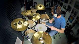 Black Sabbath - Paranoid - Drum Cover (4K)